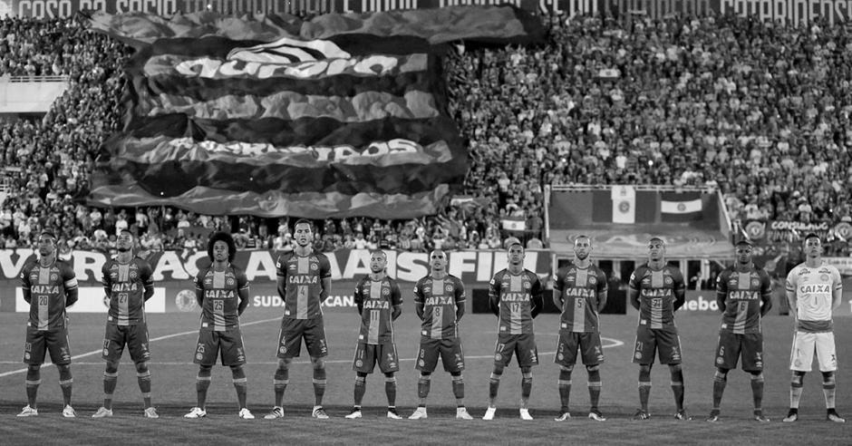 La historia del Chapecoense terminó de forma trágica. (Foto: Marca)