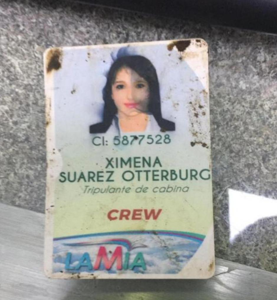 La chica tenía su identificación. (Foto: Infobae)
