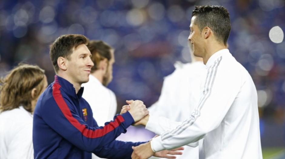 Ahora son máximos rivales... pero estuvieron cerca de jugar juntos. (Foto: Eurosport)