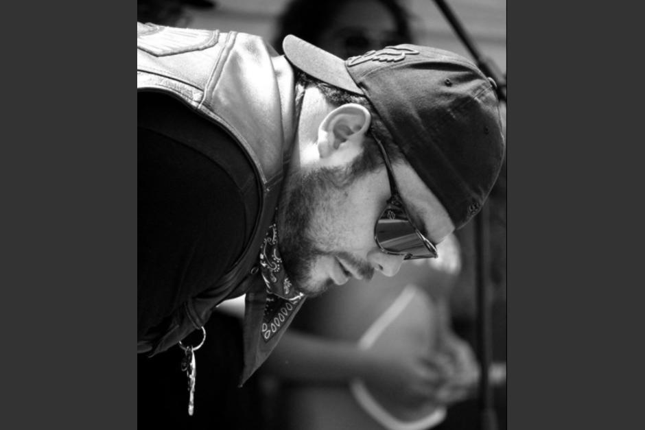 El empresario y amante de las motocicletas fue abatido a tiros en la zona 1 capitalina. (Foto: Facebook/Eddy Oliva)