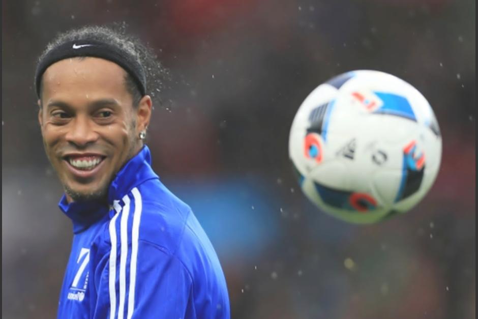 Ronaldinho está sin equipo, pero no retirado. (Foto: Goal.com)