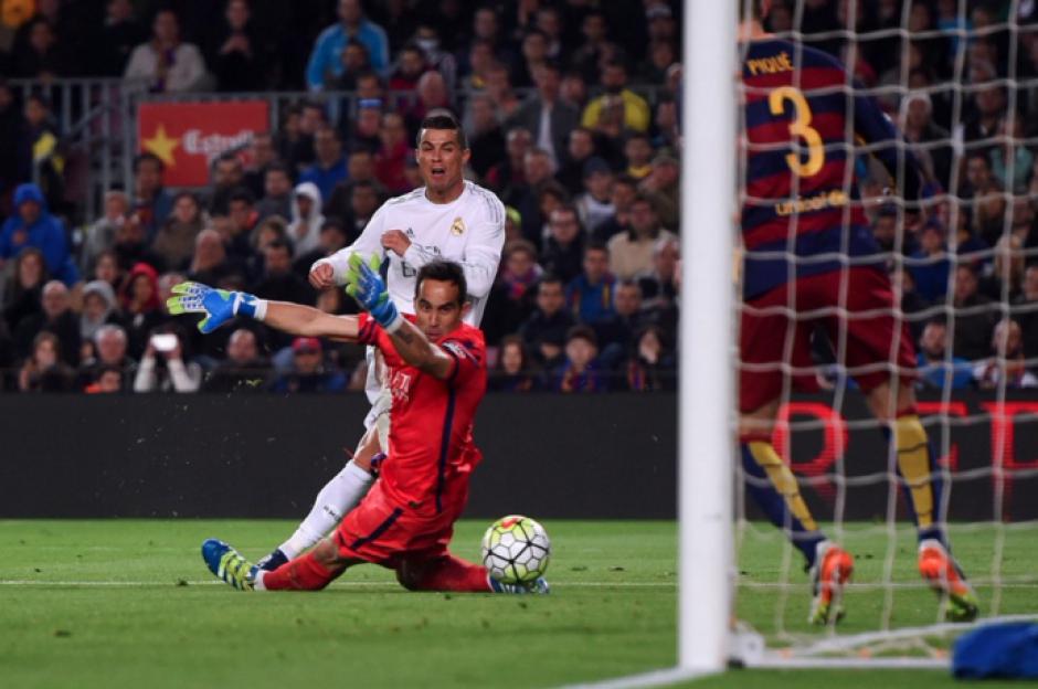 Este fue el último gol que se marcó en un clásico. (Foto: Real Madrid.com)