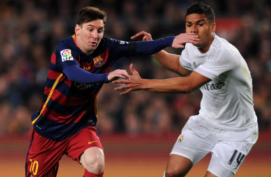 Leo Messi lleva 5 clásicos sin meter gol. (Foto: Sport)