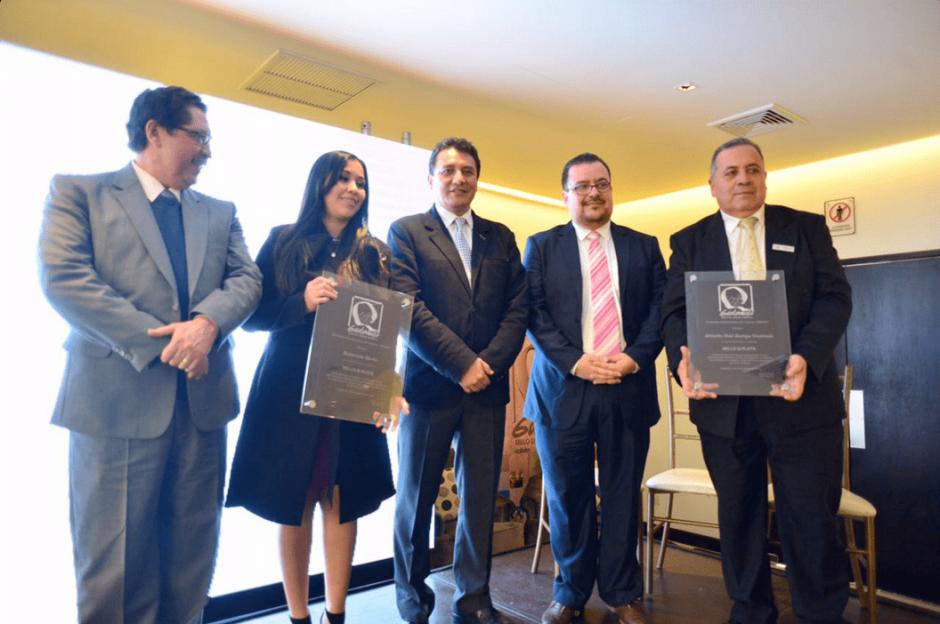 El hotel Adriatika recibió el segundo máximo reconocimiento del Inguat. (Foto: Wendy del Cid/Soy502)