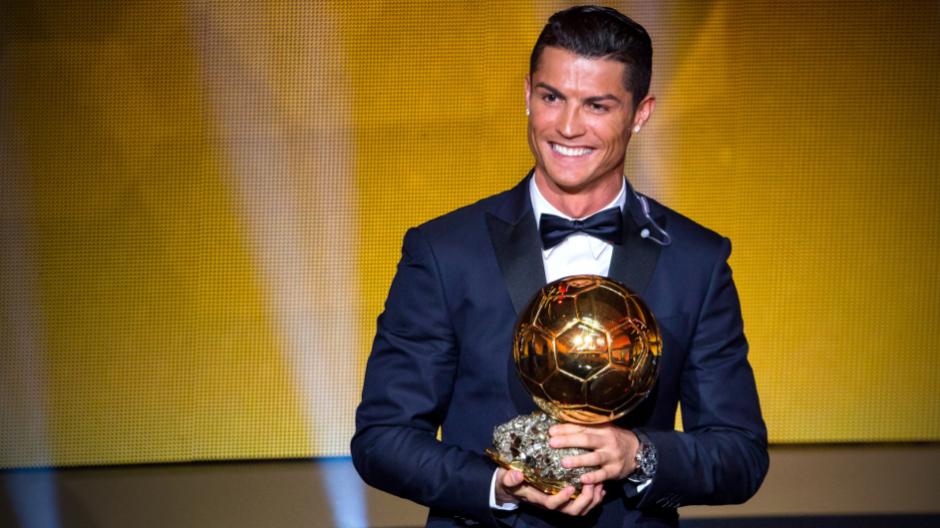 Cristiano ganó en 2014 y acumula 4 Balones de Oro. (Foto: ESPN)