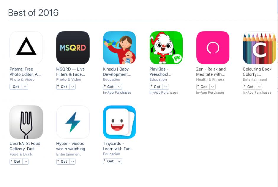 La app del guatemalteco aporta al aprendizaje de idiomas. (Imagen: captura de App Store)