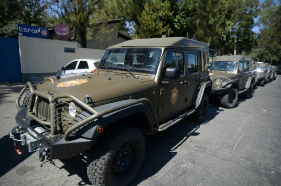 Para los operativos, se requirió la participación de 3 mil agentes y 380 vehículos. (Foto: Wilder López/Soy502)