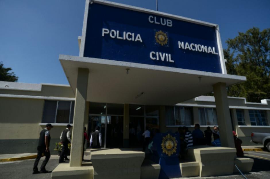 El centro de operaciones y fichaje se ha instalado en el Club Social de la PNC. (Foto: Wilder López/Soy502)