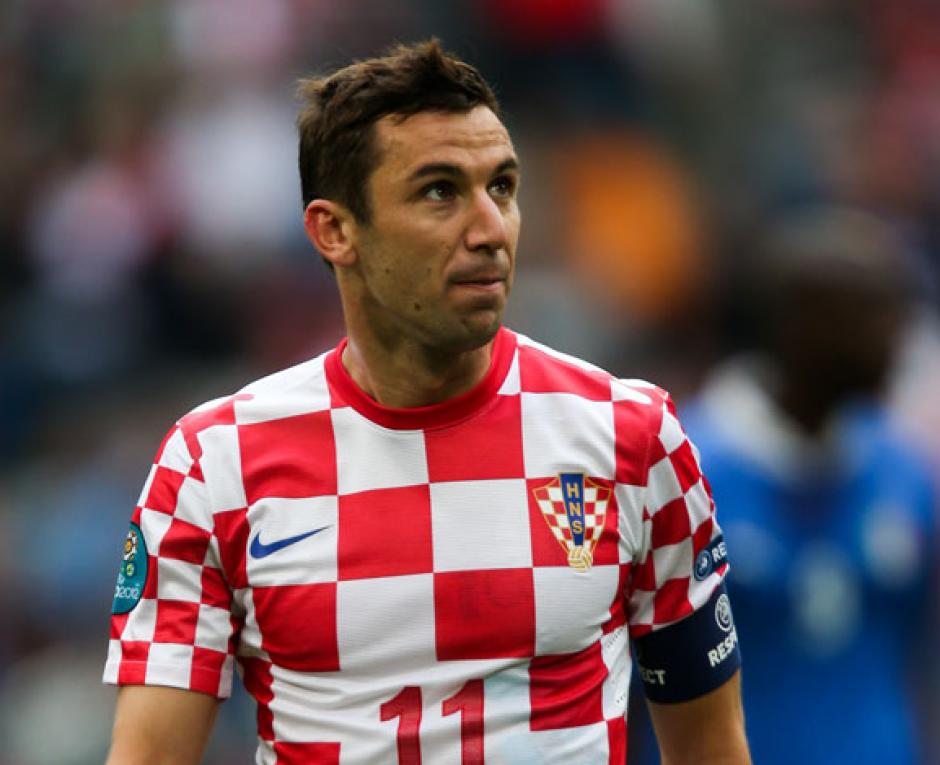 Srna es el capitán de Croacia y ha sido el elegido por el Barça. (Foto: AFP)