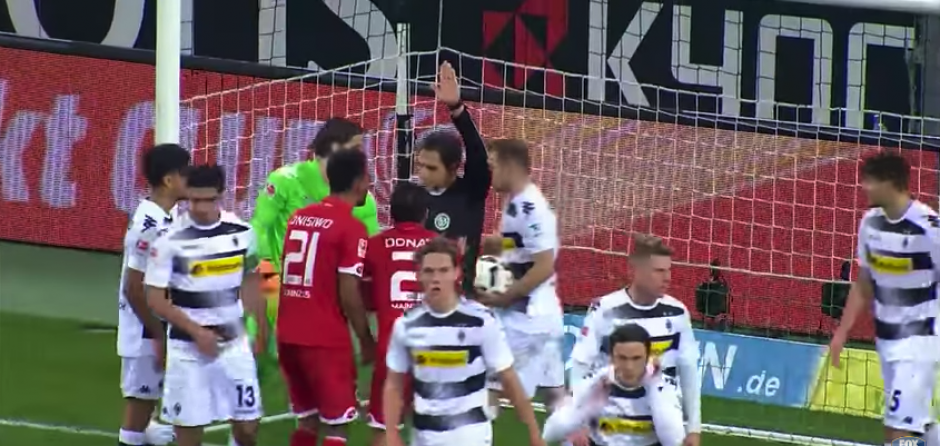 El Mainz se quedó sin su empate agónico. (Captura de Pantalla)