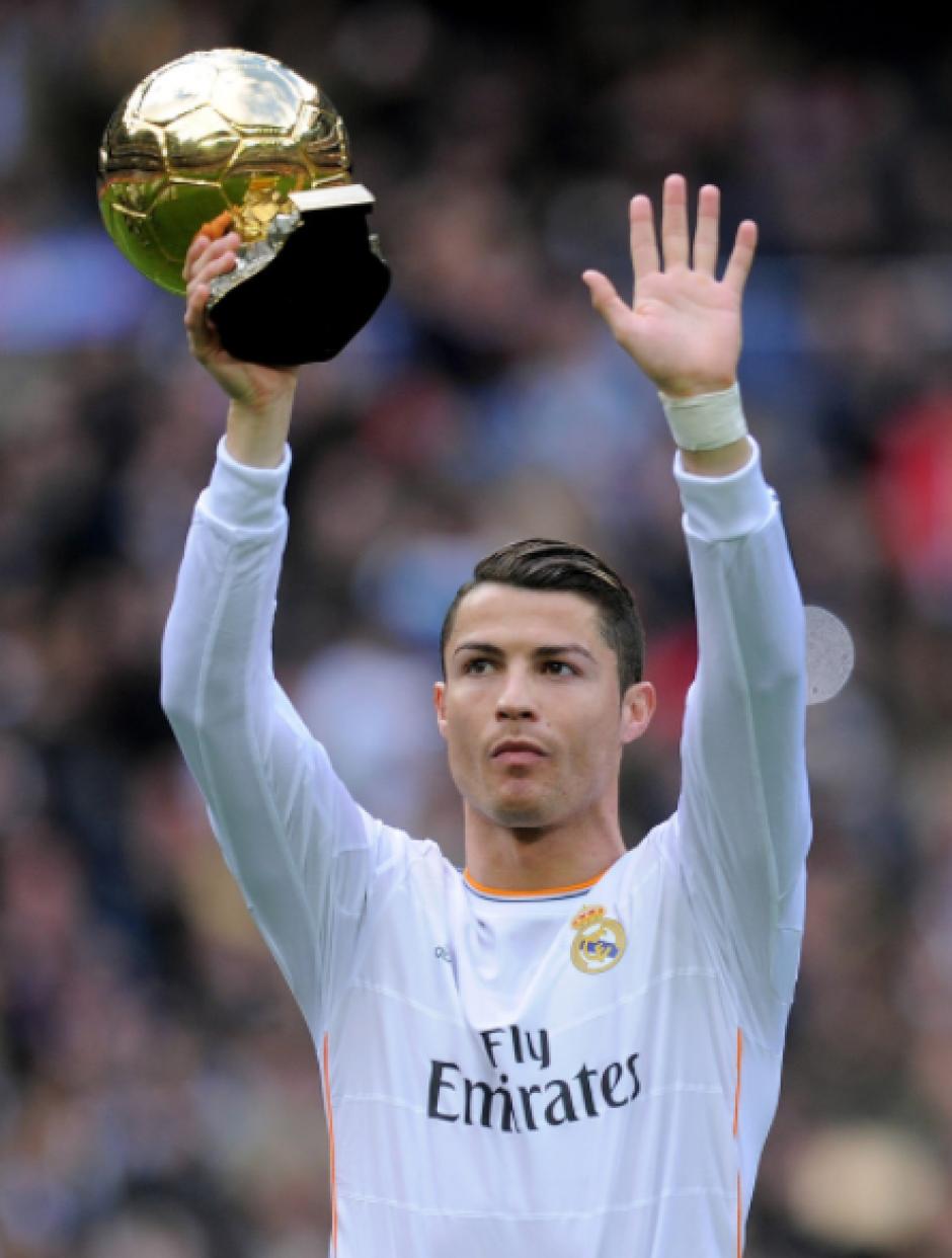 El portugués está a uno de empatar con Messi. (Foto: RealMadrid)