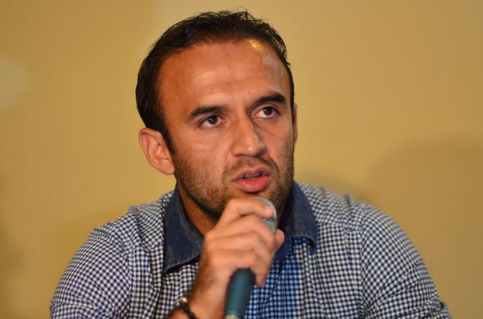José Manuel Contreras confirmó los problemas con el cuerpo técnico. (Foto: Jesús Alfonso/Soy502)