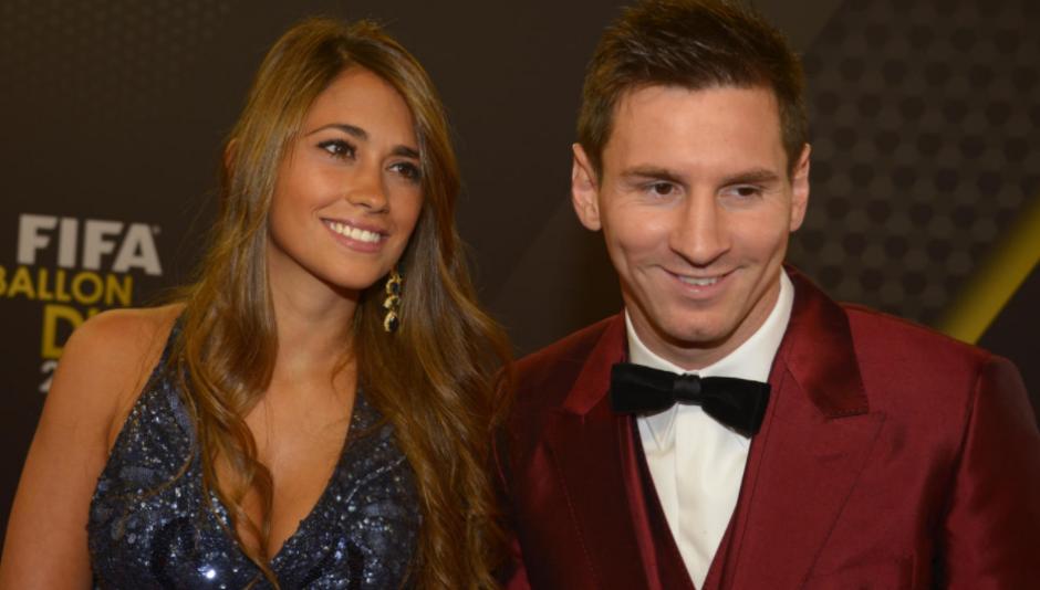 Se casarían en Rosario, Argentina, el próximo año. (Foto: FIFA)
