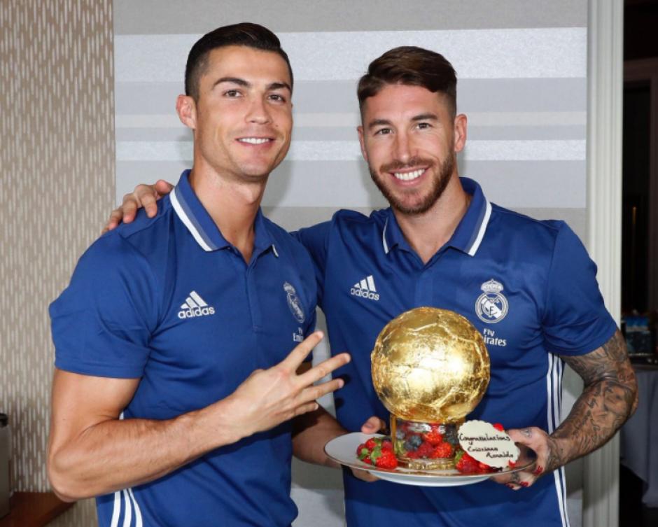 """""""Aquí no venimos de vacaciones"""", advirtió el portugués. (Foto: Real Madrid)"""