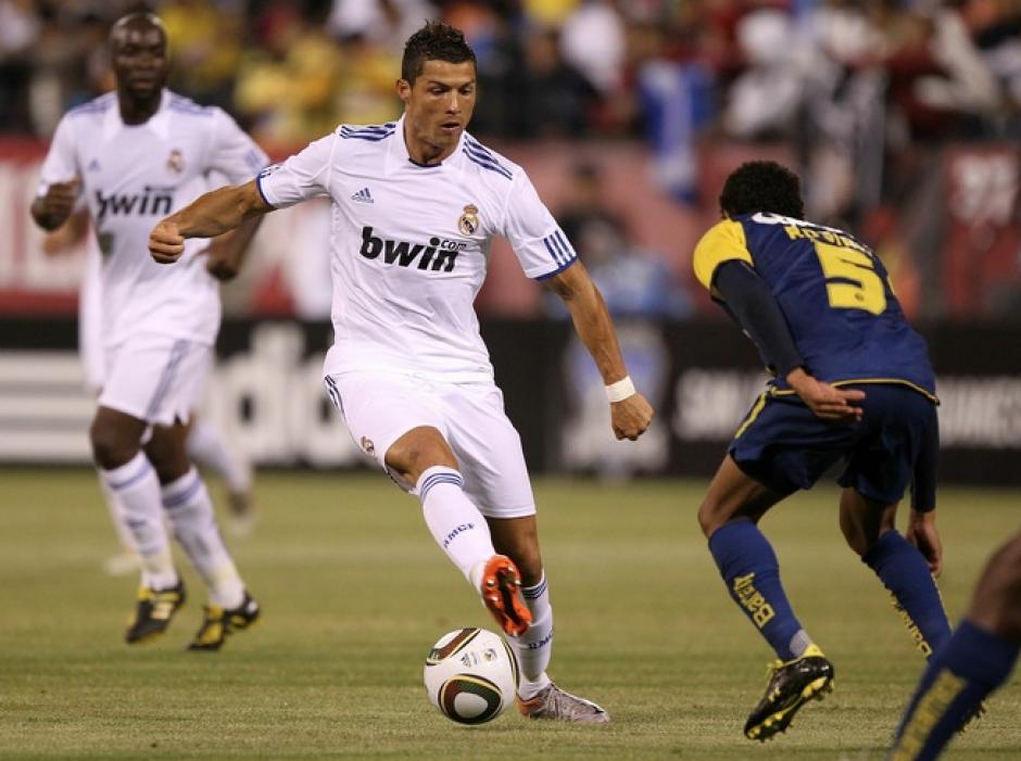 El portugués ya les metió un golazo en 2010. (Foto: Real Madrid)