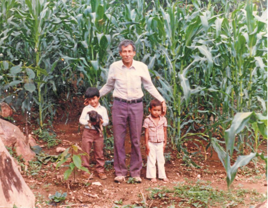 Cuando aún era un niño, soñaba con ser un profesional. (Foto: Nuestro Diario)