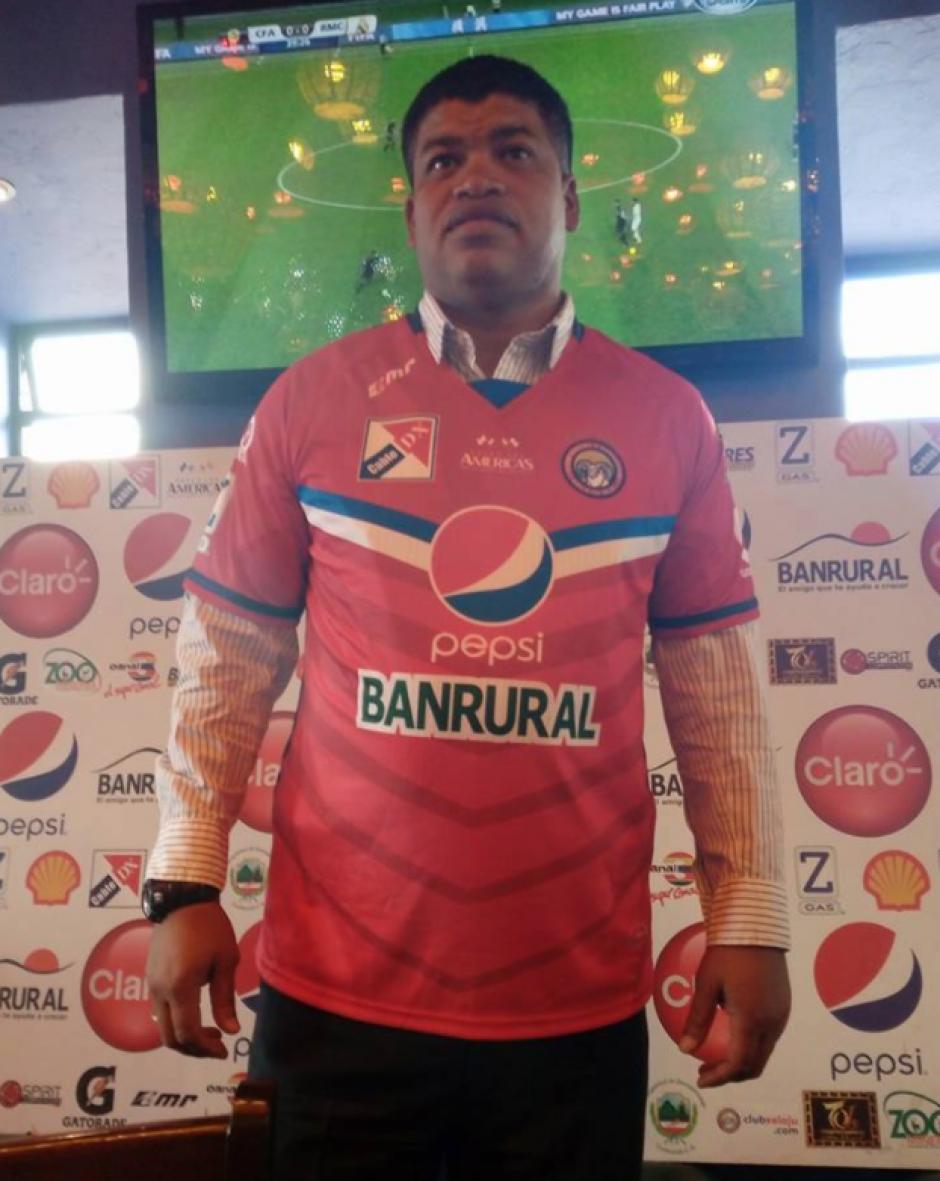 El tico llevó a Malacateco a semifinales. (Foto: Xelajú MC)
