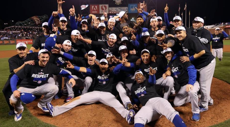Los Cubs rompieron la maldición más larga de todo el deporte. (Foto: AFP)