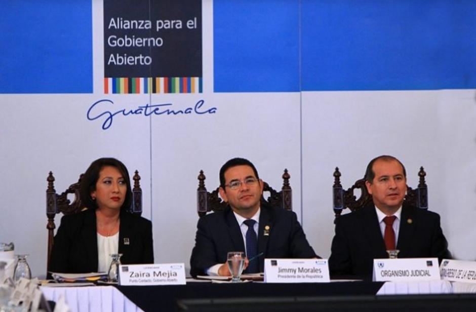 El Gobierno Abierto busca crear transparencia en las instituciones. (Foto: AGN)