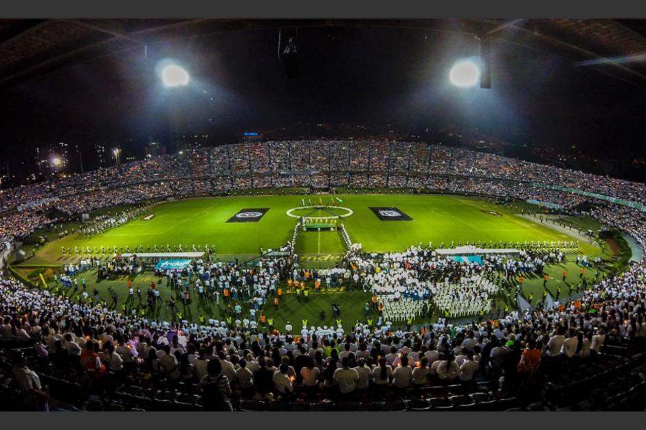 La Arena da Condá volverá a ver fútbol. (Foto: AFP)