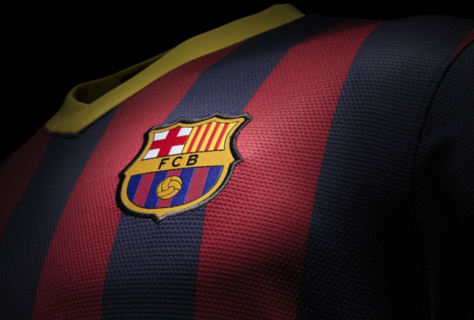 El Barça cambiará de tonalidades y de patrocinador. (Foto: Worldsoccershop)