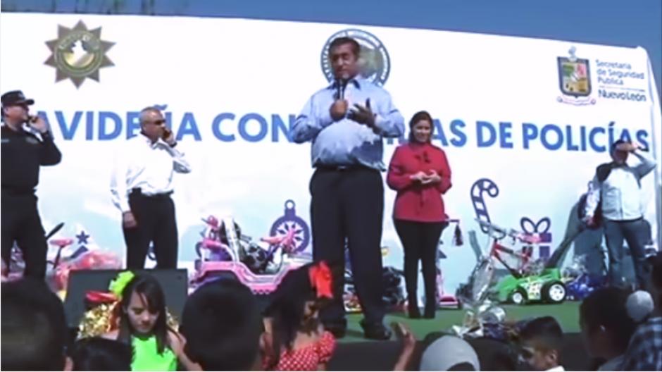 Rodríguez Calderón se caracteriza por decir todo con franqueza. (Captura Youtube)