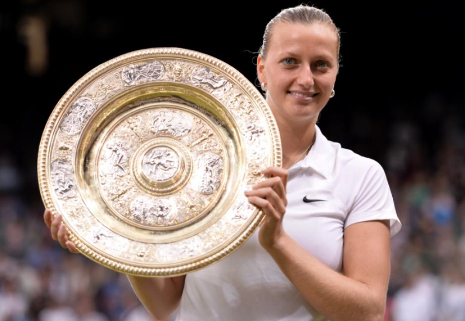 La checa llegó a ser número 2 del mundo. (Foto: Wimbledon.com)