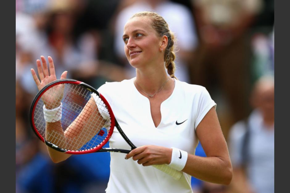 Kvitova podrá volver en seis meses después de sufrir heridas en su mano izquierda. (Foto: TenisWorld.com)