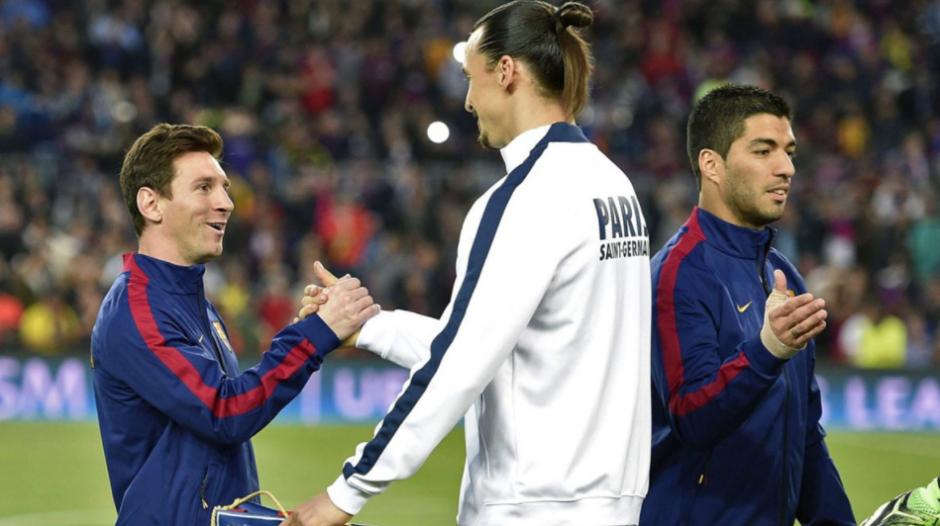 El sueco respeta muchísimo al pequeño argentino. (Foto: Mundo Deportivo)