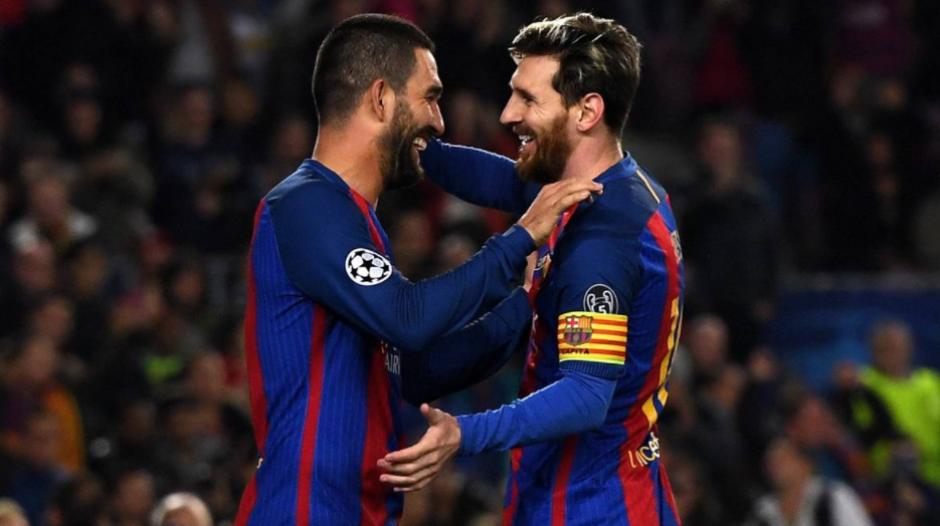 El sueño de Arda era jugar en el Barcelona... y ahora superó en algo a Messi. (Foto: AFP)