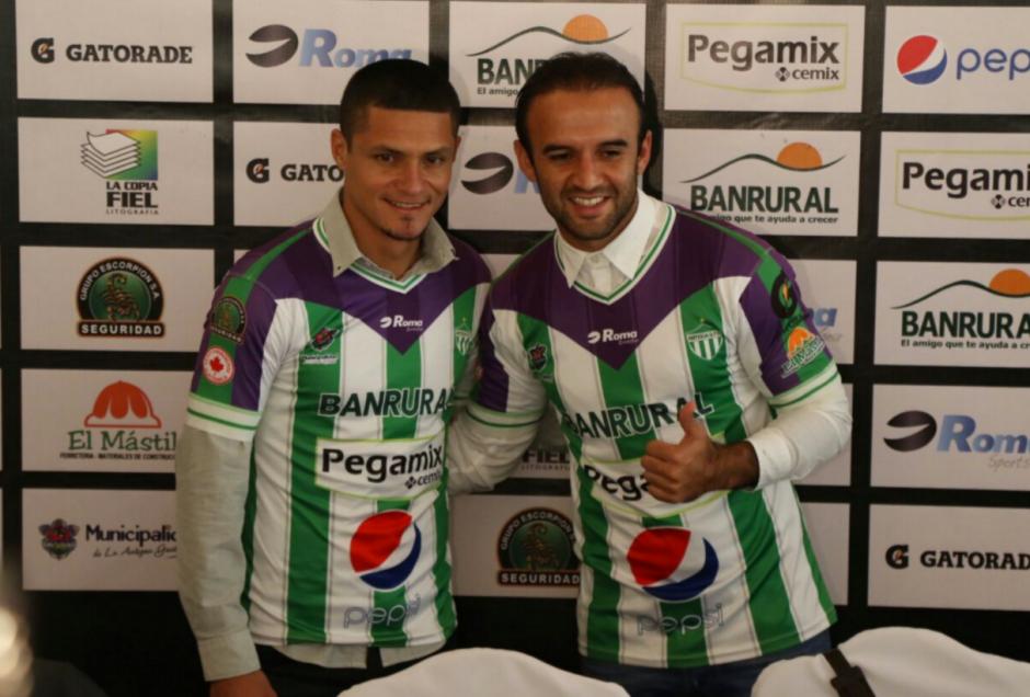 Ninguno de los dos quiso hablar sobre las otras ofertas que tuvieron. (Foto: Fredy Hernández/Soy502)