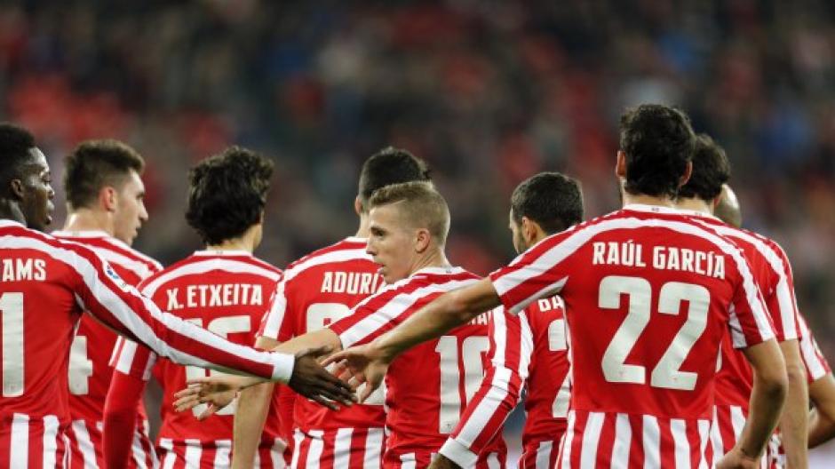 El Athletic jugará la ida en San Mamés, donde ha goleado al Barça. (Foto: AFP)