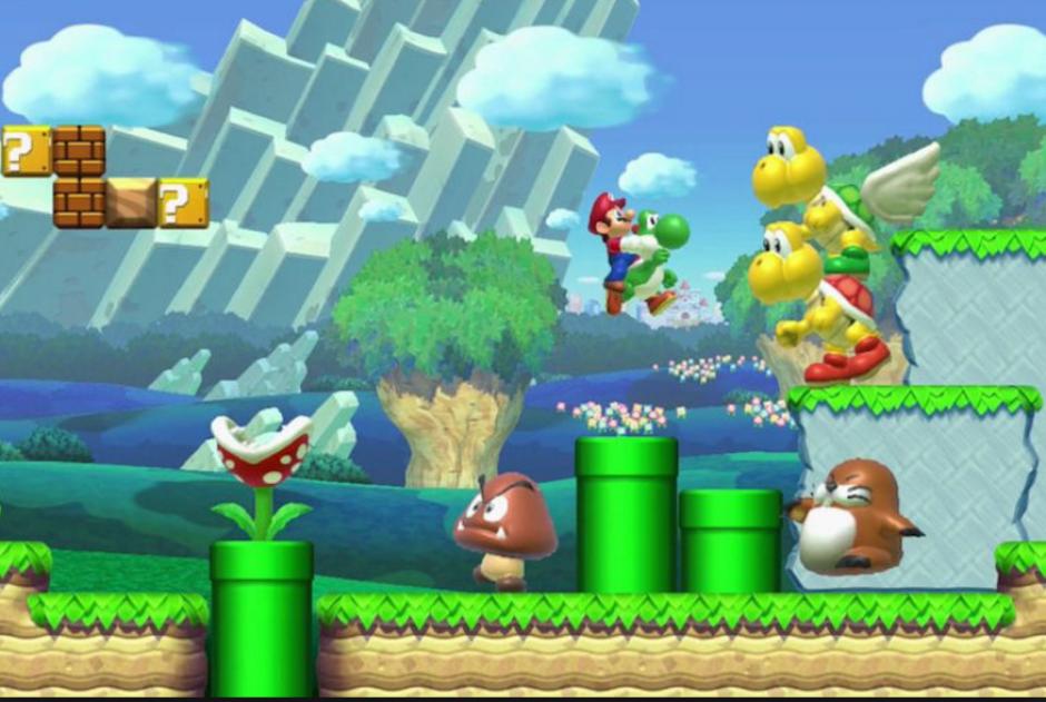 Hay algunos personajes que saltan más que otros. (Foto: nintendoenthusiast.com)