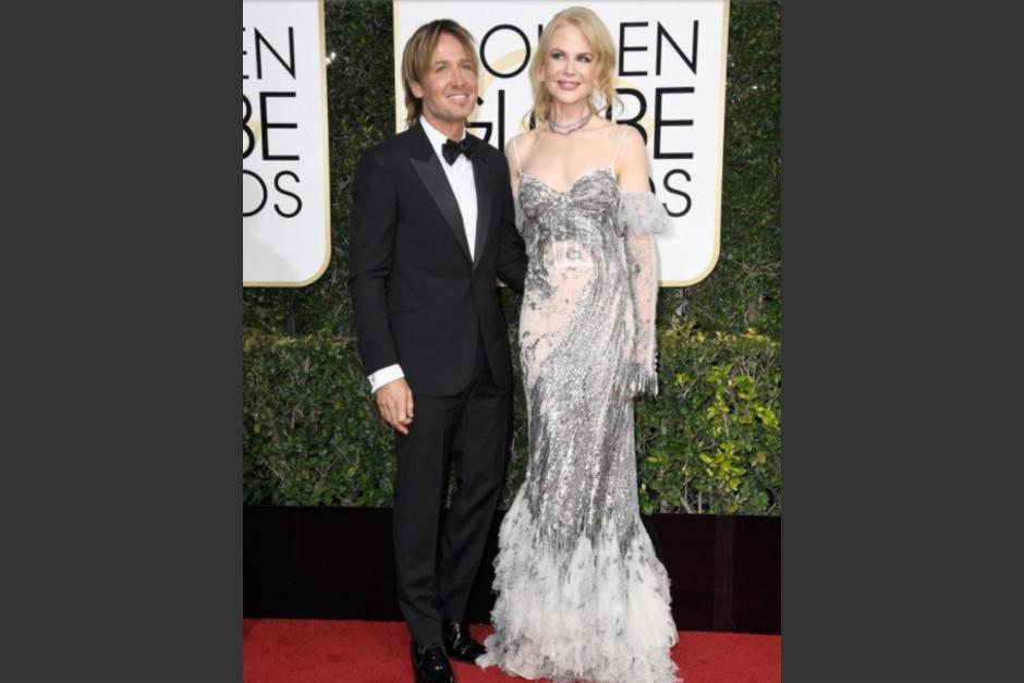 Entre los más destacados, figura el músico Keith Urban y la actriz Nicole Kidman. (Foto: Getty Images)