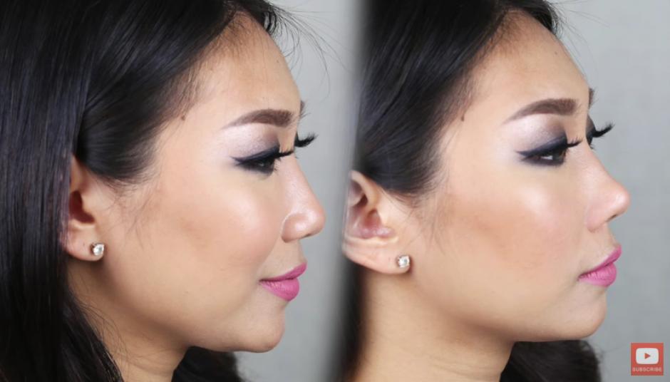 """El """"nose lifter"""" se está convirtiendo en una tendencia sencilla pero incómoda para cambiar el aspecto de tu nariz"""