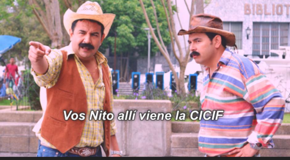 Nito y Neto no podían faltar en los memes del día. (Foto: Twitter)