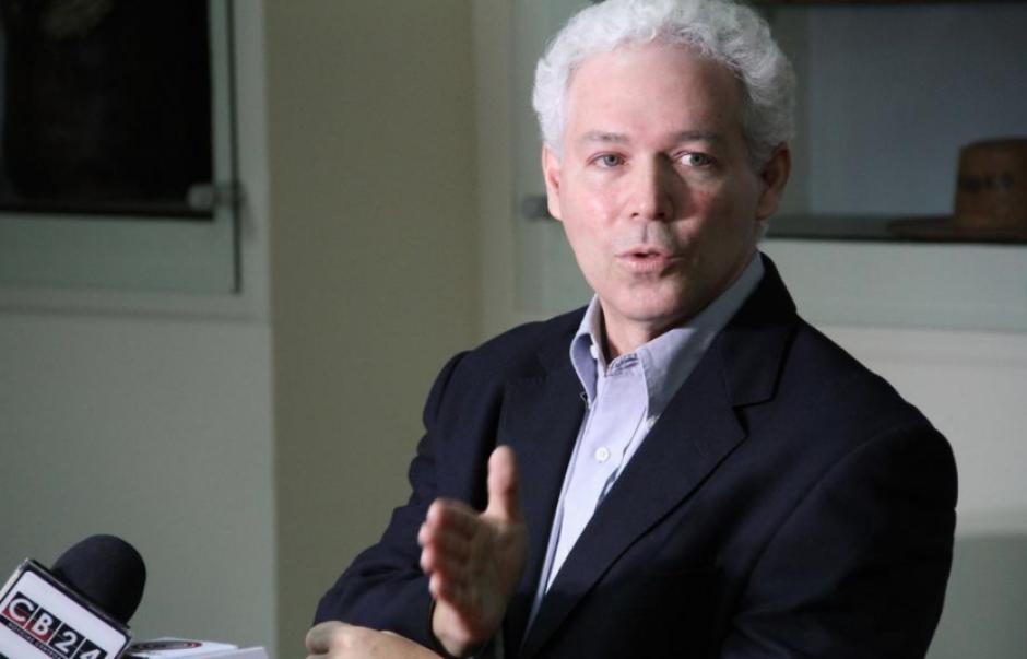 El viceministro Enrique Lacs es señalado de abuso de autoridad y resoluciones violatorias a la Constitución. (Foto: Nuestro Diario)