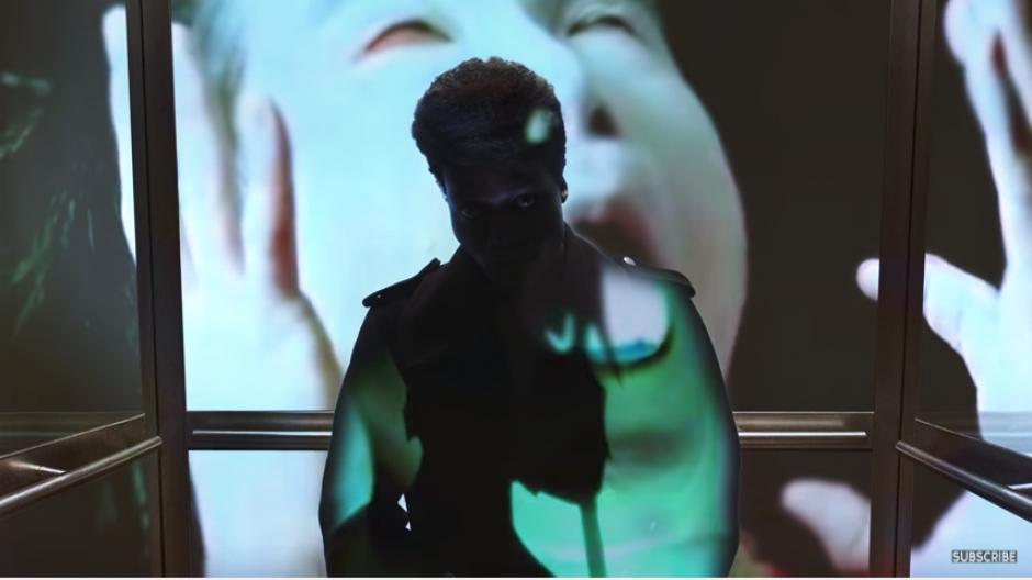 La canción también marca el regreso de Gorillaz a la música. (Captura YouTube)