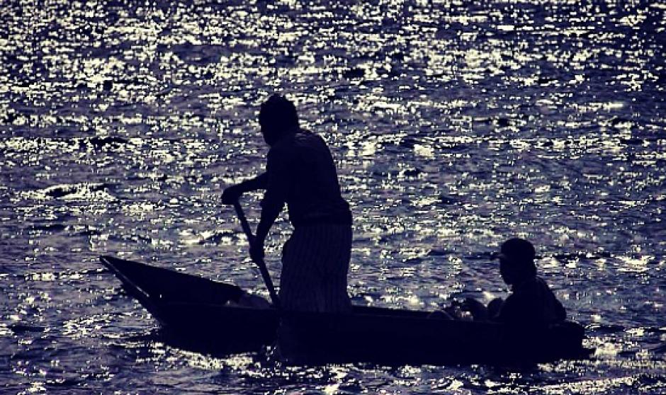 La pesca en el lago de Atitlán provee de alimento a las poblaciones a su alrededor. (Foto: Jesús Alfonso/Soy502)