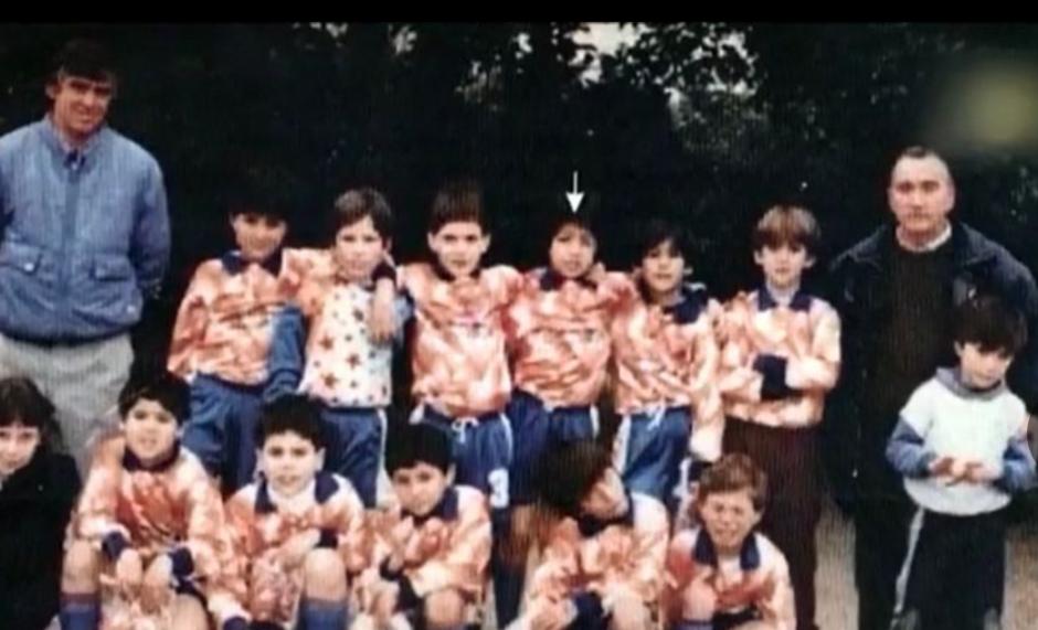 En sus primeras experiencias en el fútbol. (Foto: Globoesporte / GDA)