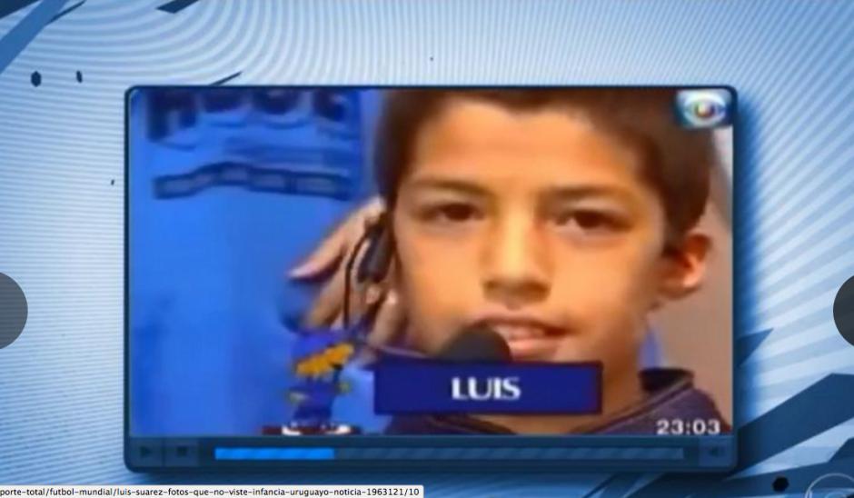 Cuando participó de un programa de televisión. (Foto: Globoesporte / GDA)
