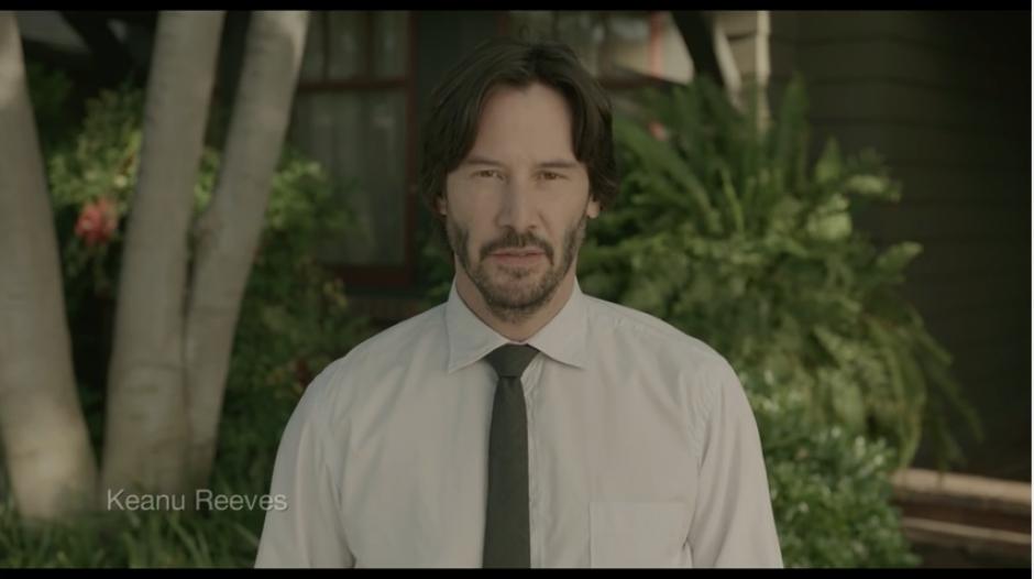 Keanu Reeves es uno de los protagonistas de la historia. (Foto: To the bone)