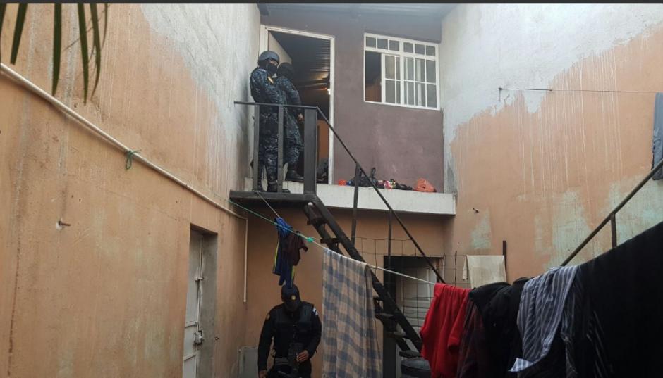 Una denuncia permite localizar la casa donde se encontraban cautivos. (Foto: MP)