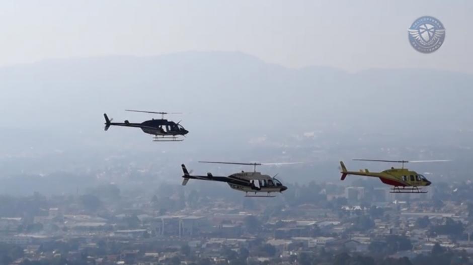 Morataya fue el fundador de Helicópteros de Guatemala quien falleció el martes. (Foto: Facebook/Helicópteros de Guatemala)