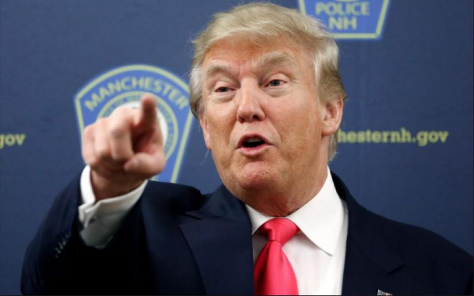 Trump insiste en que los mexicanos deben pagar por la construcción. (Foto: puntofinal.mx)