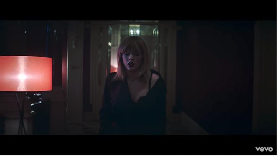 Taylor Swift colabora junto a Malik en esta canción. (Captura Youtube)