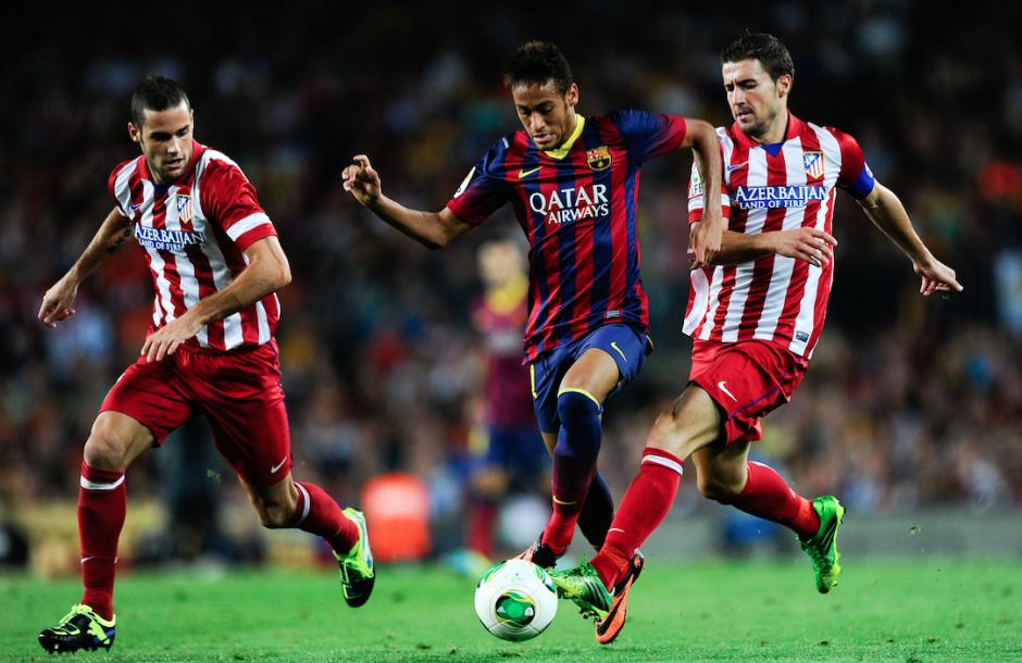 Atlético de Madrid Barcelona copa del rey previo foto