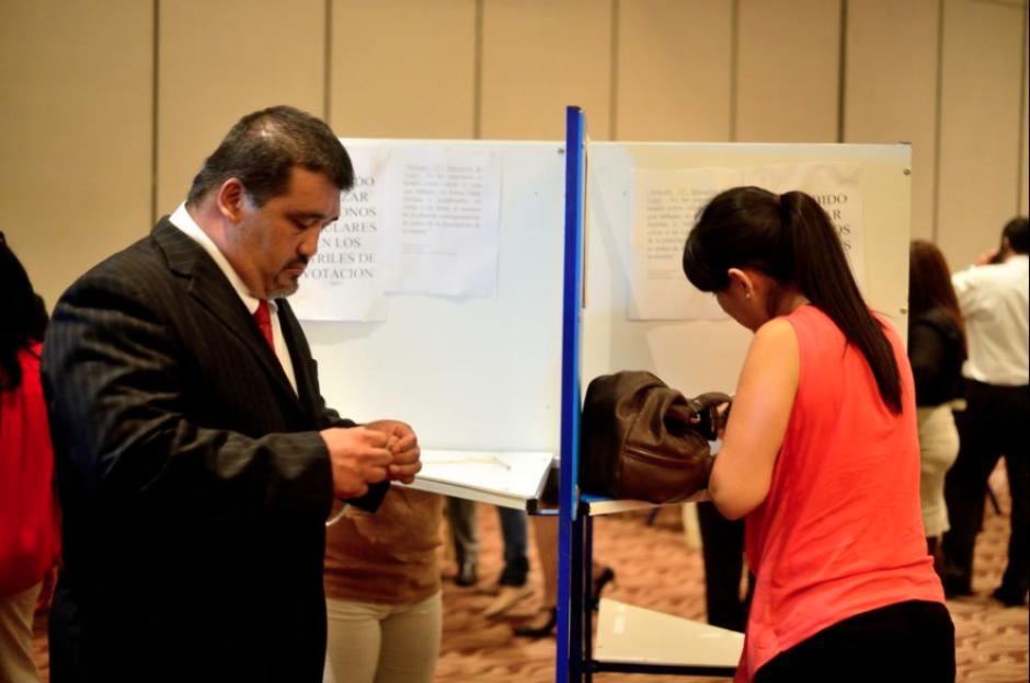 La elección de la nueva Junta Directiva, Tribunal de Honor y Tribunal Electoral del CANG está programada para este 3 de febrero. (Foto: Archivo/Soy502)