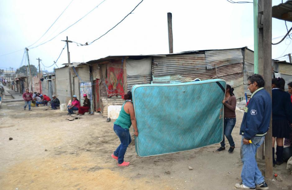 Techo realizó un censo para verificar la cantidad de personas que viven en asentamientos. (Foto: Archivo/Soy502)