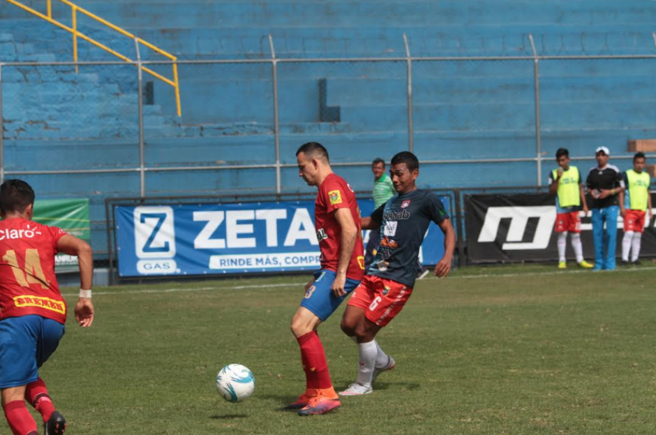 Desde 2008, Pappá no jugaba en Guatemala. (Foto: Luis Barrios/Soy502)